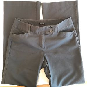 Ann Taylor Signature Pants, Gray Sz 8